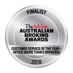 Finalists_Customer Service of the Year – Office (more than 5 brokers)